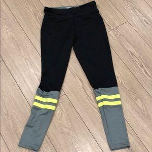 black and great leggings